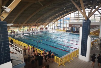 Circuit iconais de natation